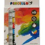 Pintura acrílica (6 colores)
