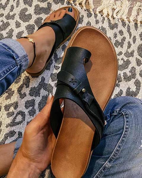 Sandalias ortopédicas para mujer