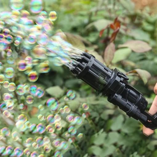 Máquina de burbujas de jabón